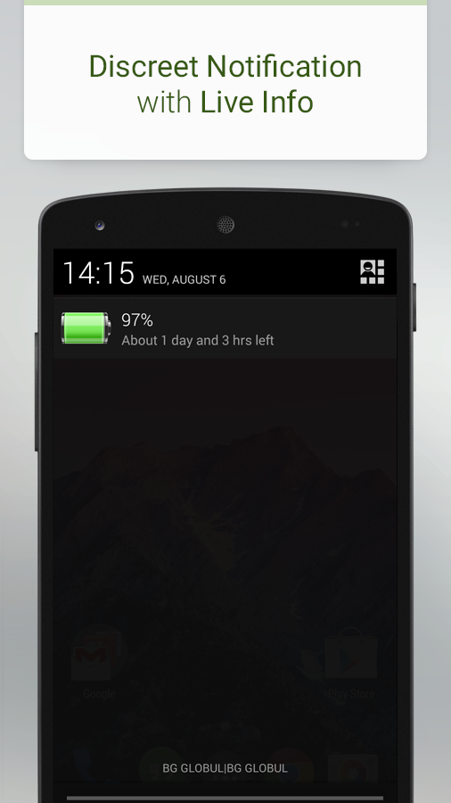 Battery screenshot #3
