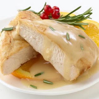 Orange & Rosemary Chicken.