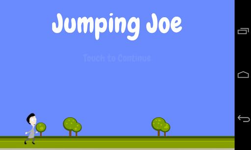 Jumping Joe