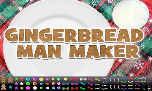 Gingerbread Man Maker