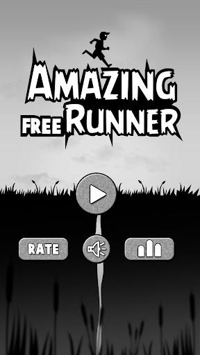 Amazing free runner