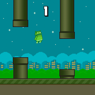 Flopsy Droid Screenshot