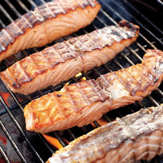 Crisp Grilled Fish