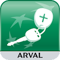 Arval Mobile+ icon