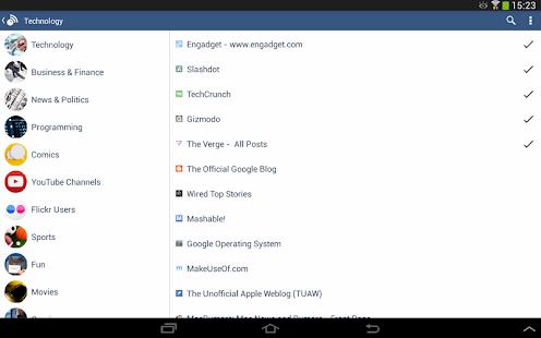 Inoreader - RSS & News Reader Screenshot 20