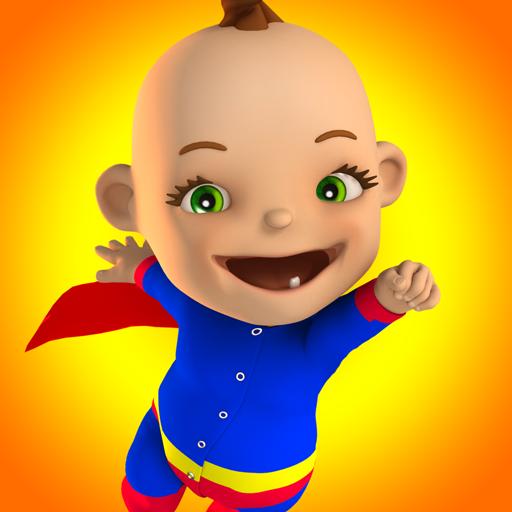 婴儿英雄3D - 超级Babsy儿童 休閒 App LOGO-硬是要APP