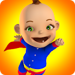 Baby Hero 3D - Super Babsy Kid 1.1 Apk