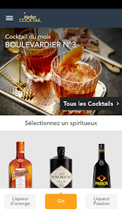 Atelier Cocktail – Vignette de la capture d'écran
