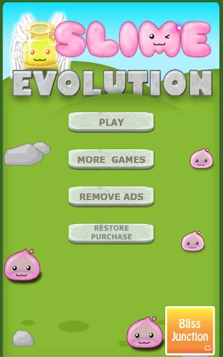 Slime Evolution