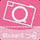stickers + photo edit