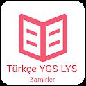 Zamirler TÜRKCE YGS Ders Konu icon