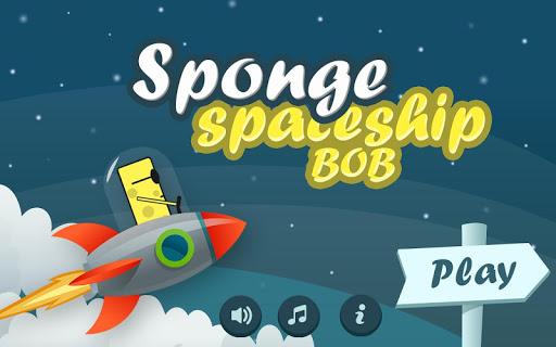 Sponge Spaceship Bob