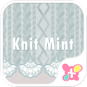 Simple Wallpaper Knitted Mint icon