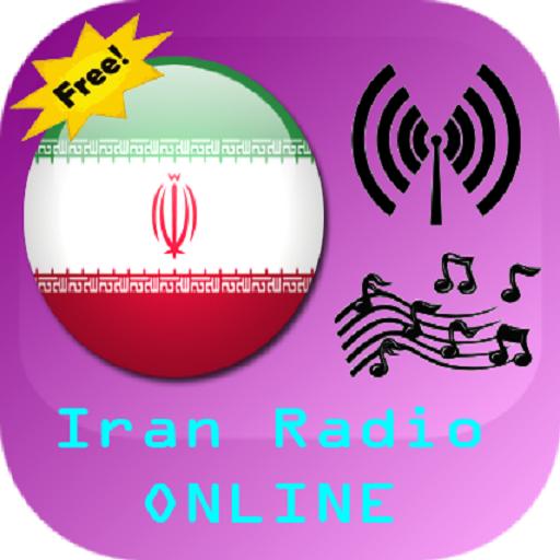 Iran Radio LOGO-APP點子
