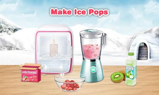 Ice Pops Maker