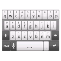 Danish for Smart Keyboard icon
