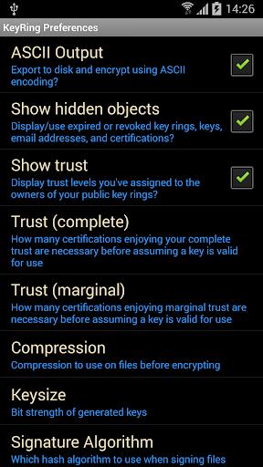 玩通訊App|PGP KeyRing免費|APP試玩
