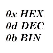 Programmer Radix Game