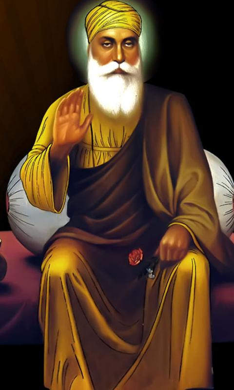 Guru Nanak Dev Ji Wallpapers - screenshot