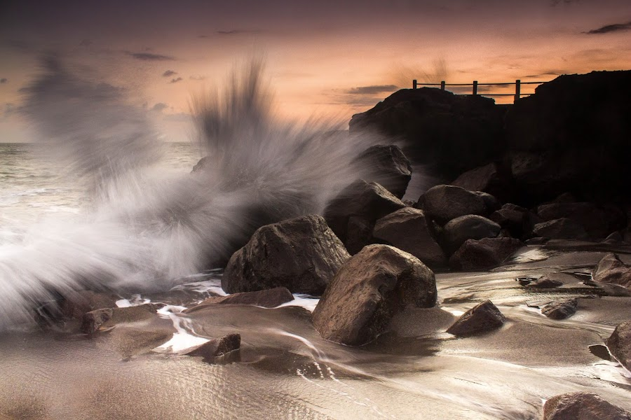 Seseh Beach by Efraim Dastanta Ginting - Landscapes Beaches