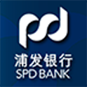 浦发手机银行 icon