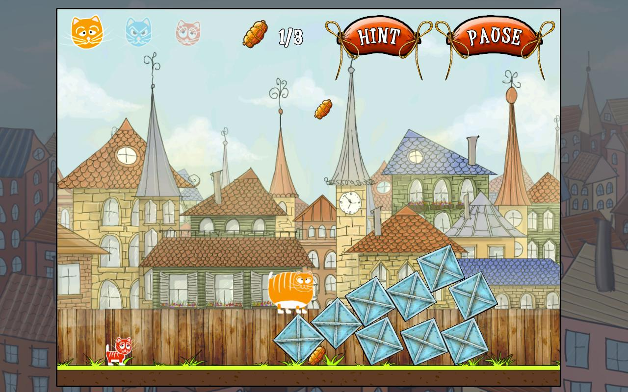 Cats, Inc. - screenshot