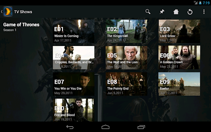 Plex for Android Screenshot 26