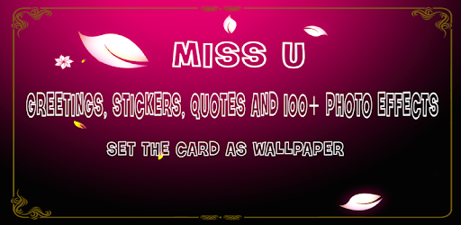 Miss you greeting e cards apps on google play m4hsunfo
