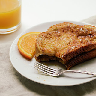 ORANGE-FRENCH TOAST.