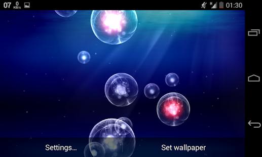 玩個人化App|Deepsea livewallpaper免費|APP試玩