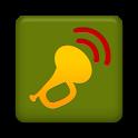 Bugle Alarm logo