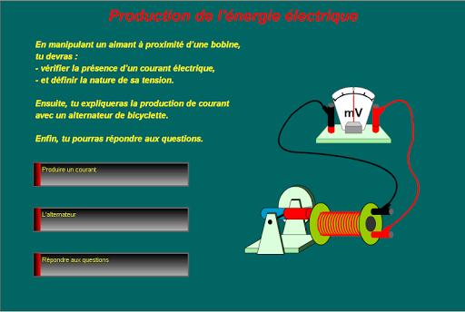 AniPhys3 : ProdElec