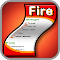 Fireman Diet Shopping List icon