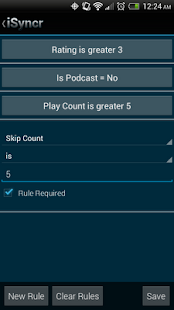 iSyncr for iTunes   PC v4.1.1.4 APK