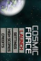 Screenshot of Cosmic Force Demo (Trial)