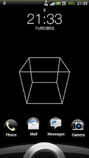 Cubes Live Wallpaper- screenshot thumbnail