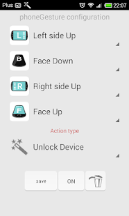 Magus Free 3D Gesture Launcher- screenshot thumbnail