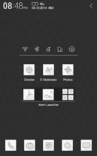 Atom Launcher - screenshot thumbnail