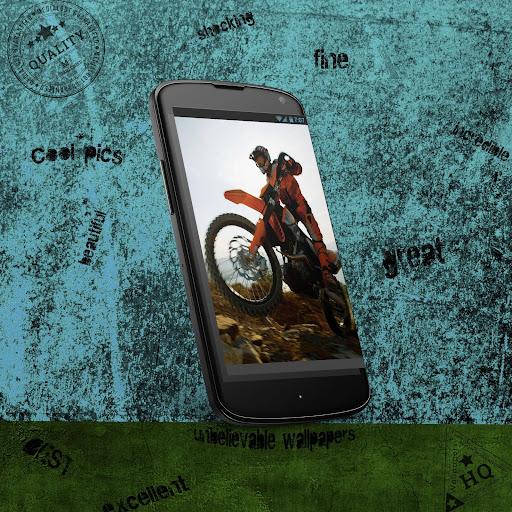 Dirt Bikes Wallpaper