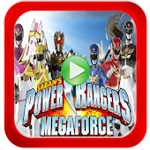 Power ranger megaforce app
