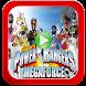 Power ranger megaforce app