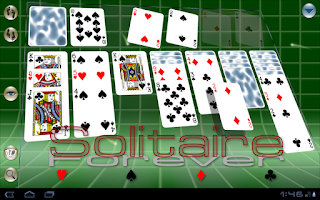 Screenshot of Solitaire Forever