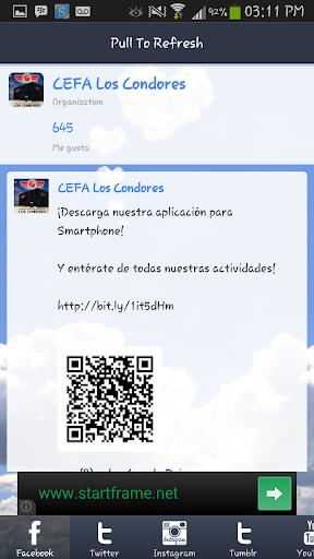 CEFA Los Cóndores