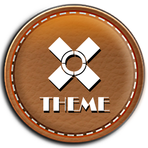 Leather Brown Theme