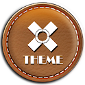 Leather Brown Theme icon
