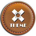 Leather Brown Theme v1.1.2