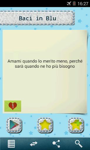 Frasi d'Amore dai Baci