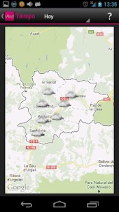 iAndorra screenshot