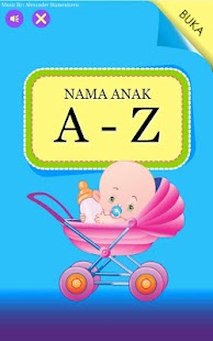 Nama Anak A-Z- screenshot thumbnail