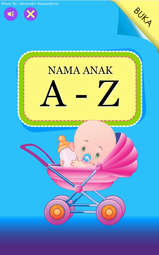 Nama Anak A-Z- screenshot